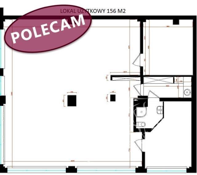 Lokal użytkowy na sprzedaż Warszawa, Włochy, Włochy, Fasolowa  156m2 Foto 1