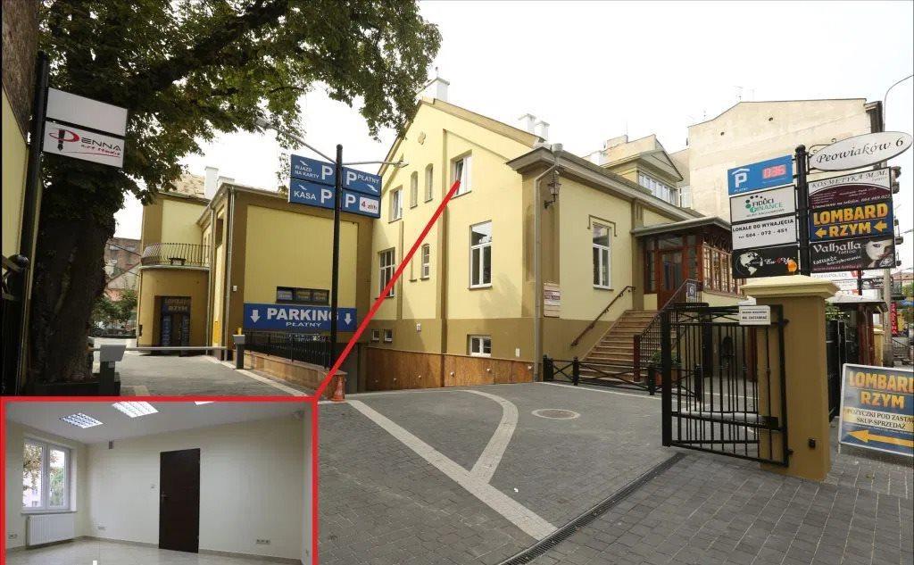 Lokal użytkowy na wynajem Lublin, śródmieście  21m2 Foto 1