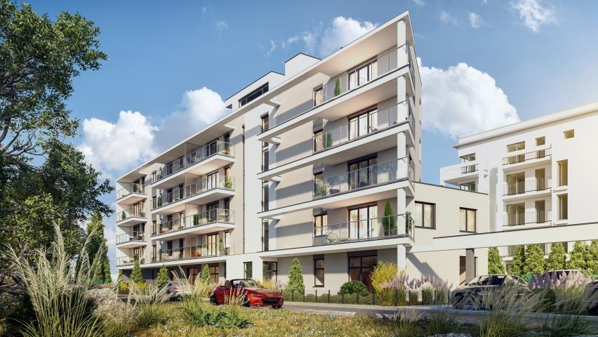 Mieszkanie trzypokojowe na sprzedaż Kielce, Baranówek, Kwarciana  67m2 Foto 4