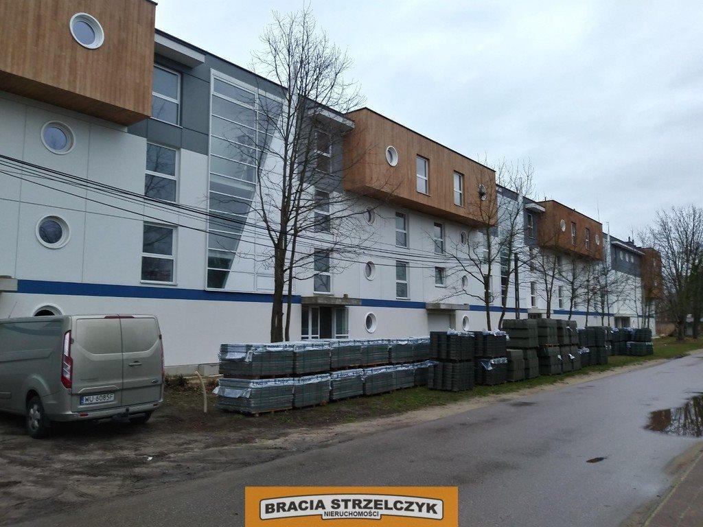Mieszkanie dwupokojowe na sprzedaż Zegrze Południowe, Rybaki  73m2 Foto 1