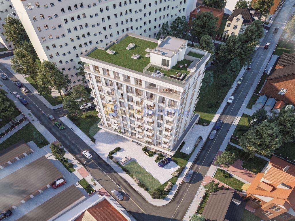 Mieszkanie trzypokojowe na sprzedaż Kielce, KSM, Romualda/Leszczyńska  90m2 Foto 3