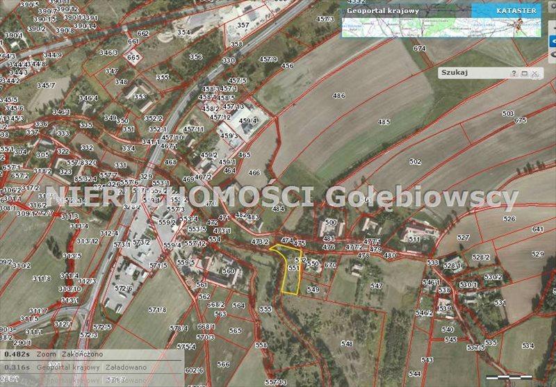 Działka inna na sprzedaż Jędrzychowice  3952m2 Foto 7