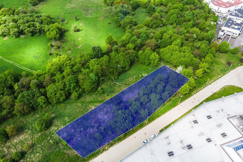 Działka rolna na sprzedaż Kraków  2134m2 Foto 2