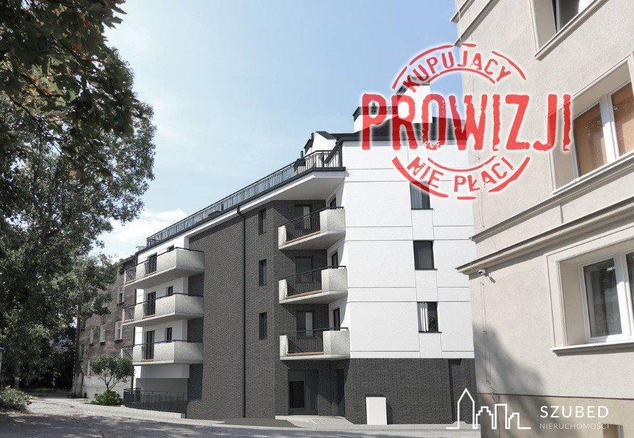 Kawalerka na sprzedaż Poznań, Łazarz  32m2 Foto 1