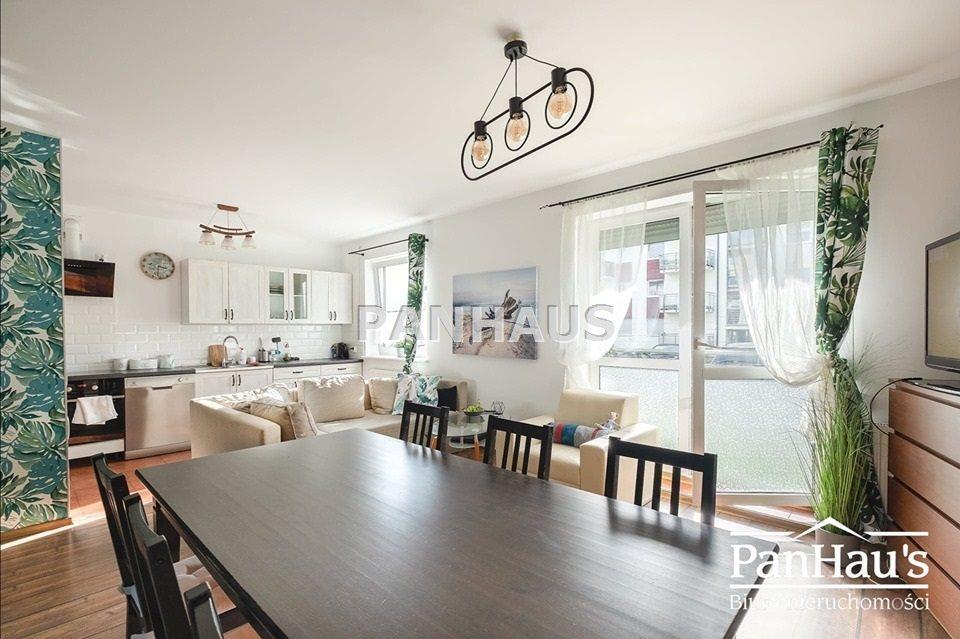 Mieszkanie trzypokojowe na sprzedaż Gdańsk, Morena, Piekarnicza  61m2 Foto 3
