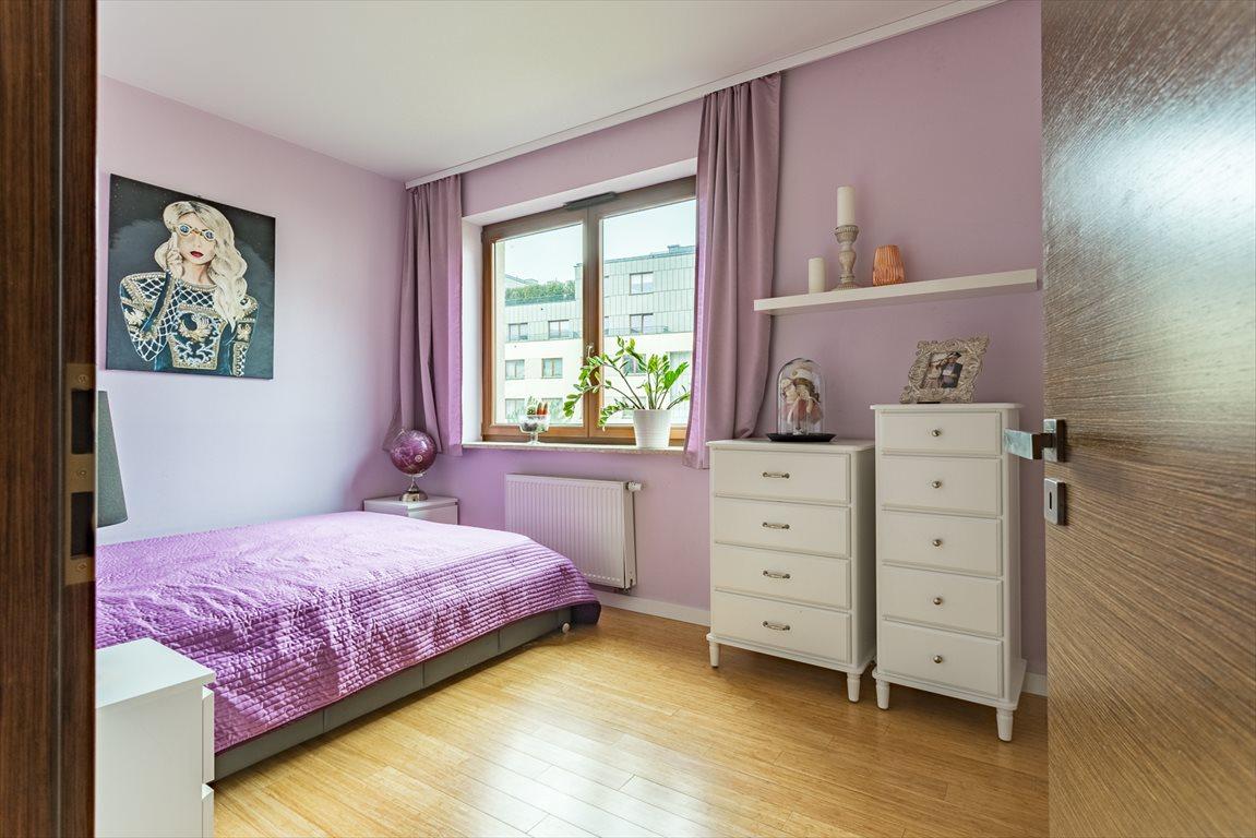 Mieszkanie dwupokojowe na sprzedaż Warszawa, Wilanów, Ostoja Wilanów, Hlonda  56m2 Foto 7