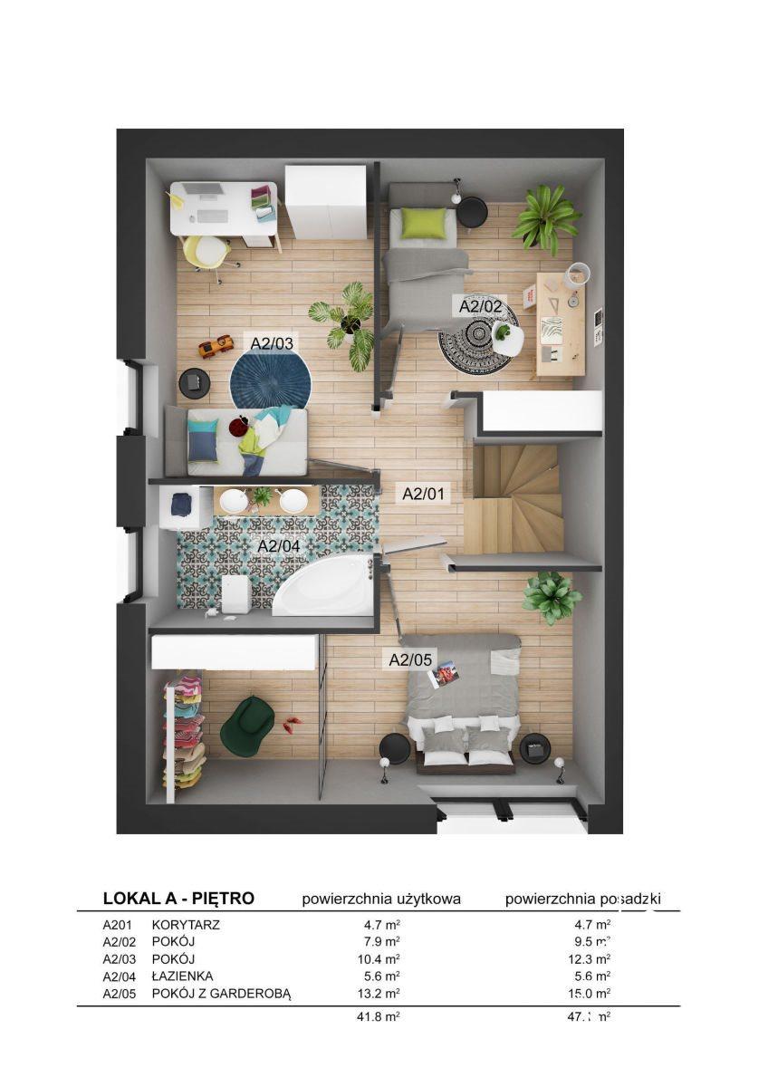 Dom na sprzedaż Kórnik, os.Cynamonowe -ZOBACZ SAM  90m2 Foto 5