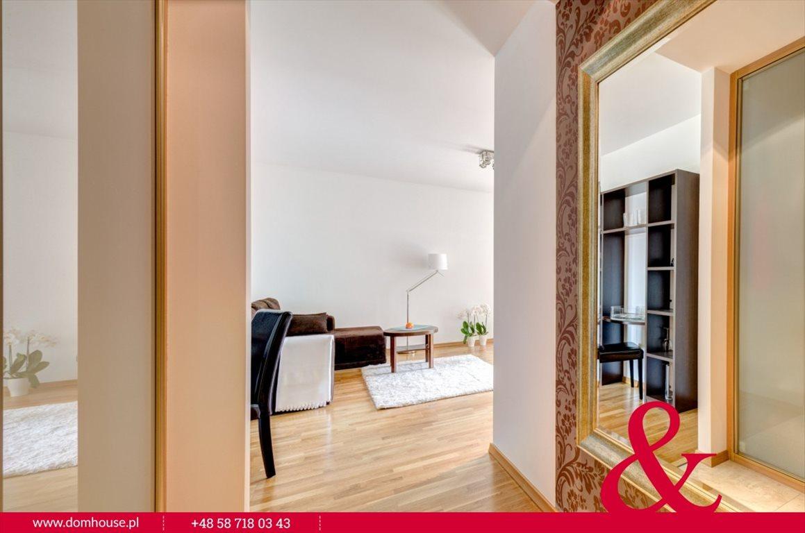 Mieszkanie dwupokojowe na wynajem Gdańsk, Śródmieście, Lastadia  51m2 Foto 6