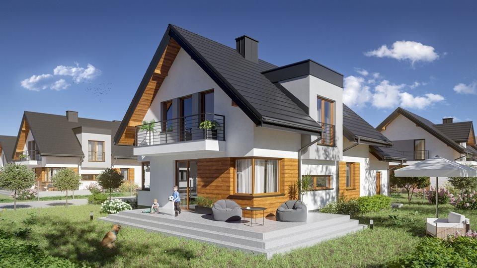 Dom na sprzedaż Krasne  135m2 Foto 4