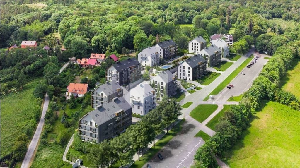 Mieszkanie trzypokojowe na sprzedaż Sobótka  64m2 Foto 2