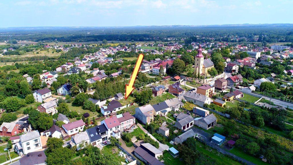 Działka budowlana na sprzedaż Myszków, Mrzygłód, Królowej Jadwigi  503m2 Foto 2