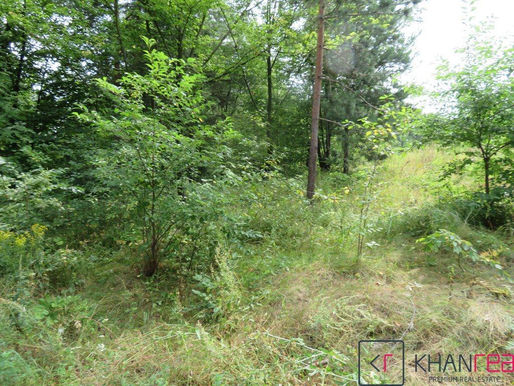 Działka leśna na sprzedaż Sobików  1200m2 Foto 2