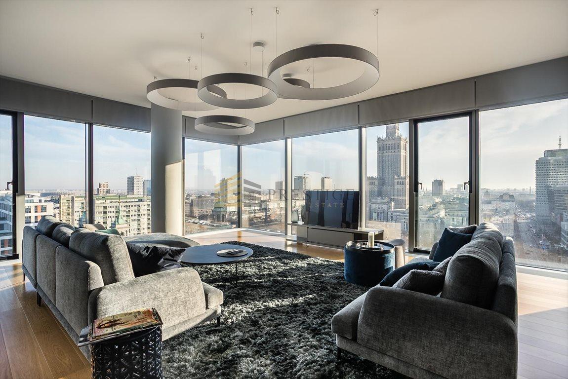 Luksusowe mieszkanie czteropokojowe  na wynajem Warszawa, Śródmieście, Twarda  160m2 Foto 4