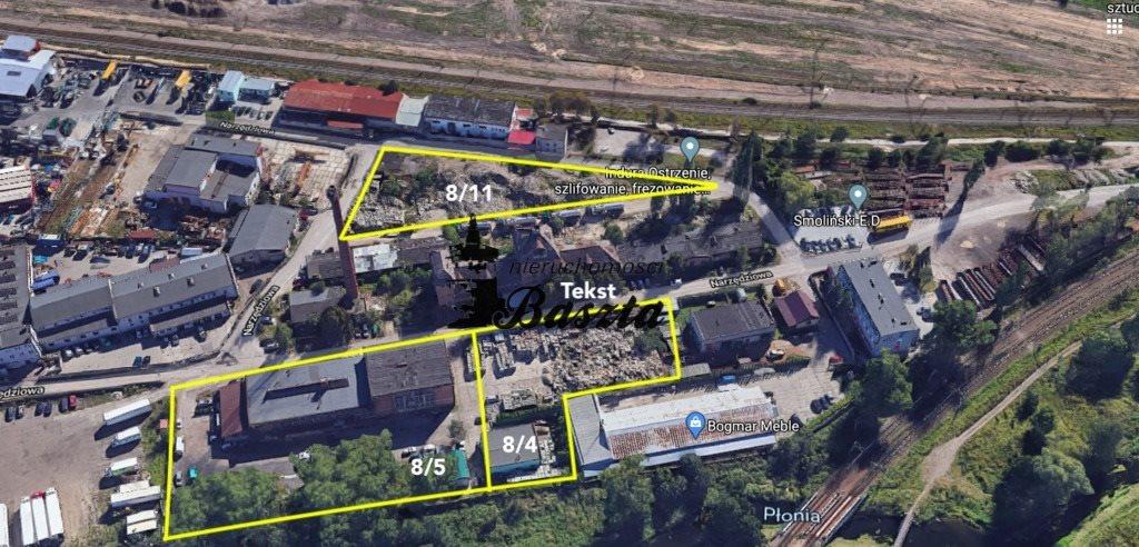 Działka komercyjna na sprzedaż Szczecin  13823m2 Foto 6