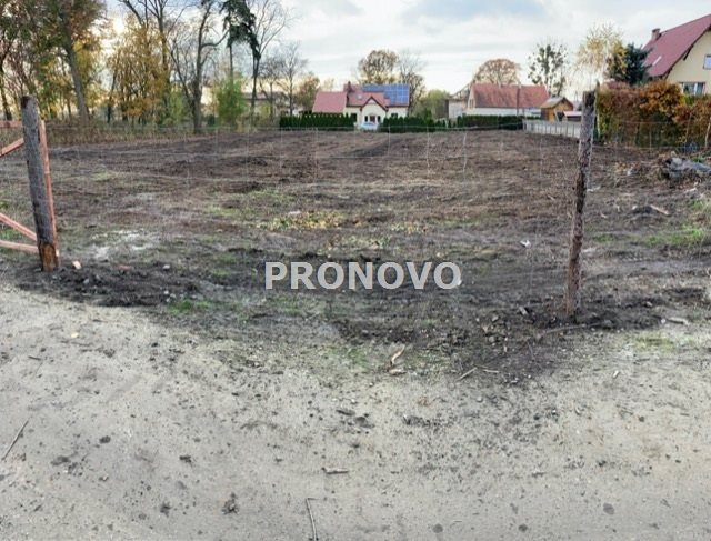 Działka budowlana na sprzedaż Golędzinów, Golędzinów  2200m2 Foto 3