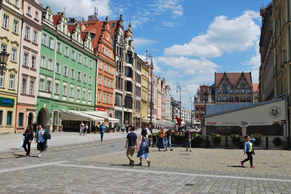Lokal użytkowy na wynajem Wrocław, Stare Miasto, RYNEK  255m2 Foto 2