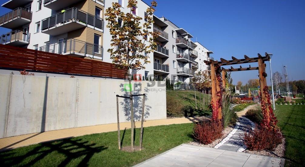 Mieszkanie dwupokojowe na sprzedaż Wrocław, Krzyki, Jagodno  52m2 Foto 4