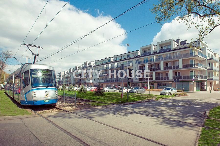 Mieszkanie czteropokojowe  na sprzedaż Wrocław, Krzyki  72m2 Foto 1