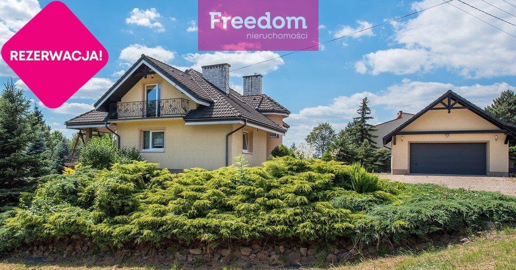 Dom na sprzedaż Wola Radziszowska  282m2 Foto 1