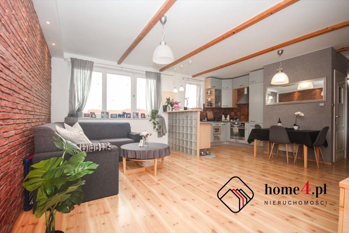 Mieszkanie trzypokojowe na sprzedaż Gdańsk, Kowale  62m2 Foto 1