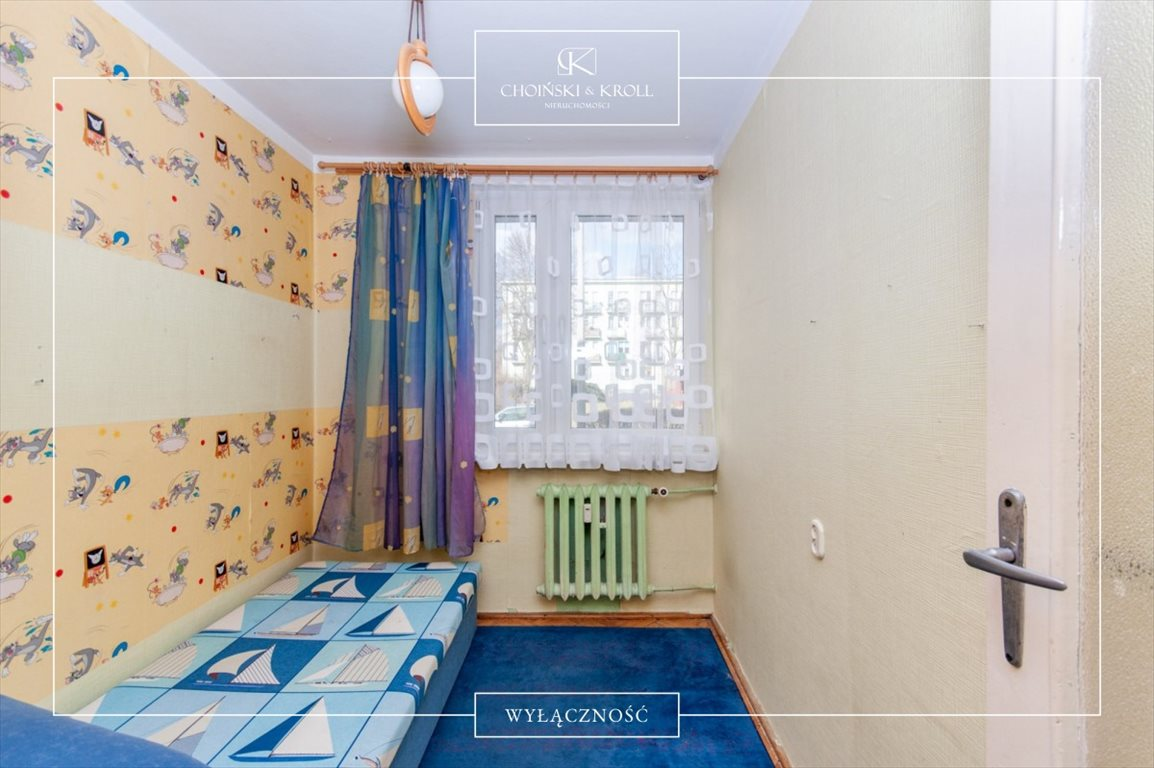 Mieszkanie trzypokojowe na sprzedaż Poznań, Dębiec, Racjonalizatorów  58m2 Foto 8