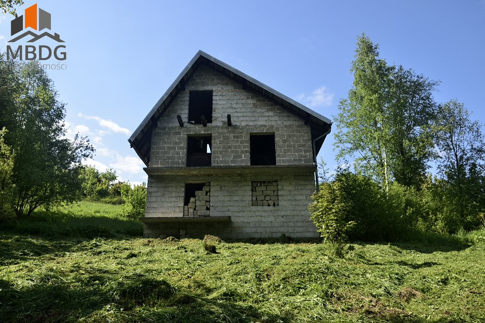 Dom na sprzedaż Skomielna Czarna  74m2 Foto 5