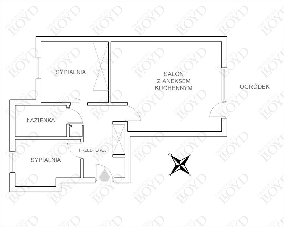 Mieszkanie trzypokojowe na sprzedaż Warszawa, Targówek, Pohulanka  54m2 Foto 13