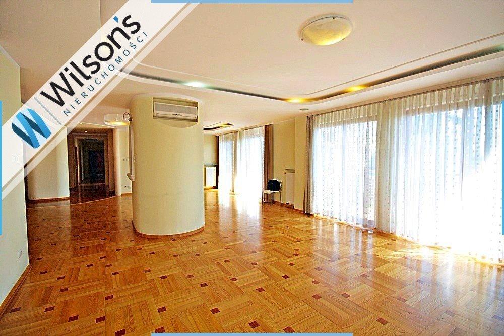 Mieszkanie na sprzedaż Warszawa, Mokotów, Antoniego Józefa Madalińskiego  213m2 Foto 1