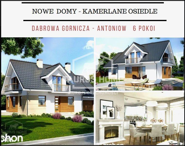 Dom na sprzedaż Dąbrowa Górnicza, Antoniów  156m2 Foto 1