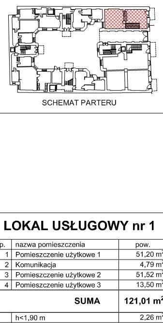 Lokal użytkowy na sprzedaż Warszawa, Praga-Północ, Jagiellońska  121m2 Foto 5
