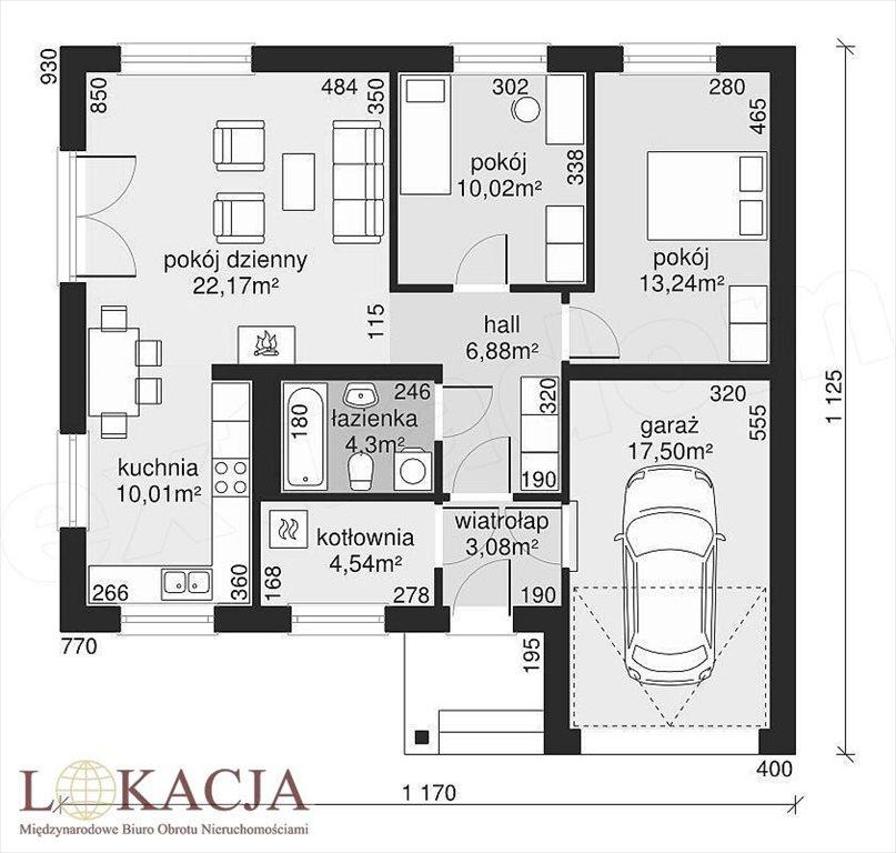 Dom na sprzedaż Kalisz  92m2 Foto 2