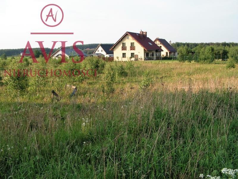 Działka budowlana na sprzedaż Dobrzewino, Jezioro, Las, Dworska  1016m2 Foto 1