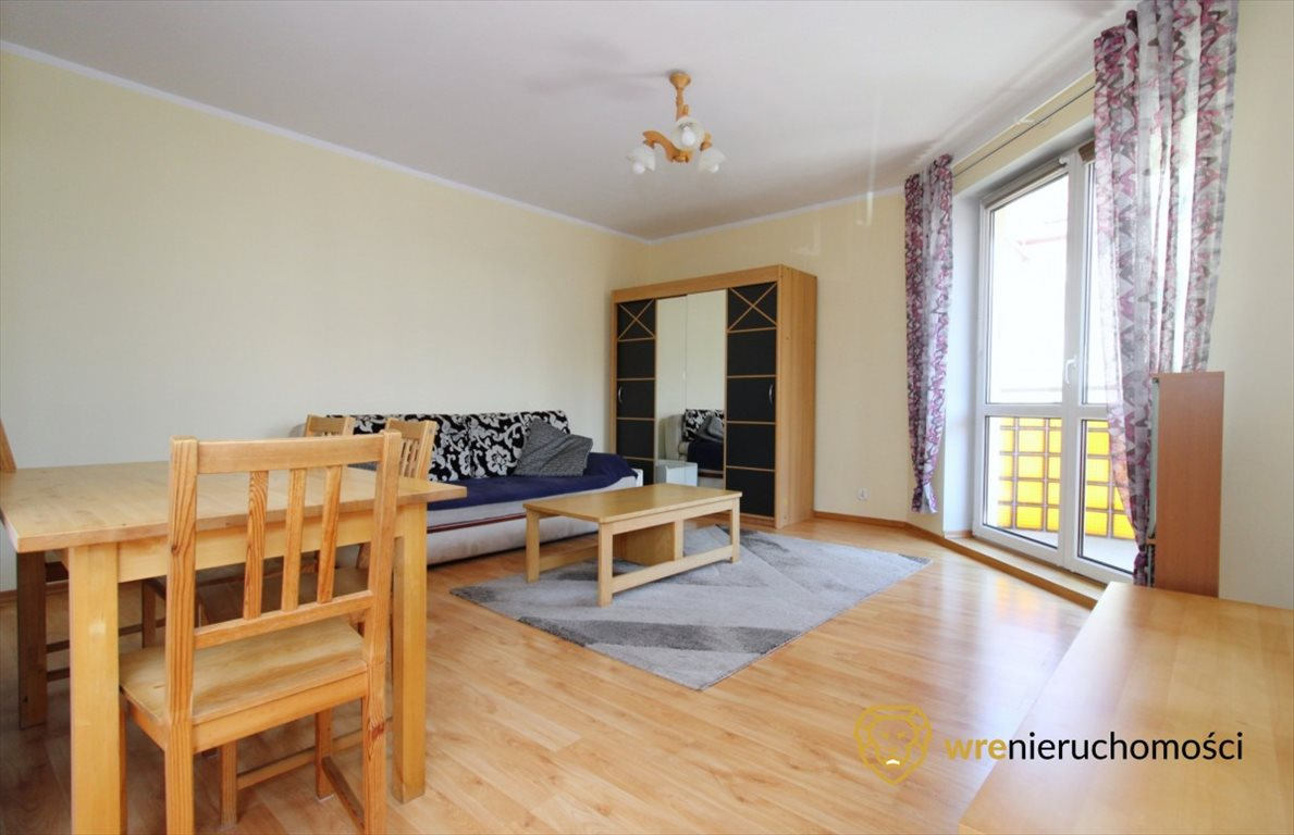 Mieszkanie dwupokojowe na wynajem Wrocław, Stabłowice, Franciszka Juszczaka  57m2 Foto 2