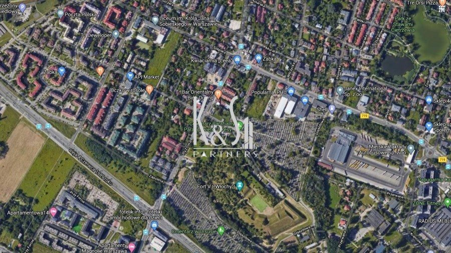 Działka budowlana na sprzedaż Warszawa, Włochy - Stare Włochy, Ryżowa  599m2 Foto 4