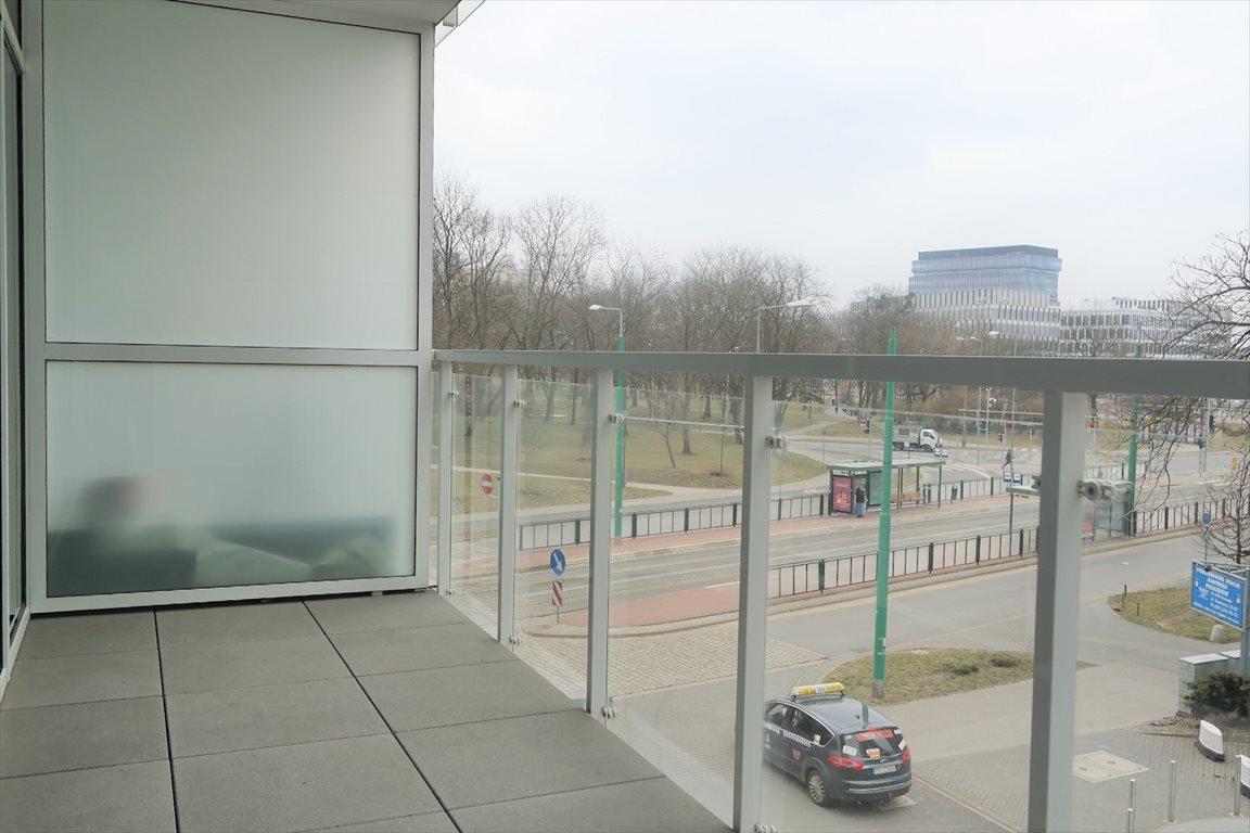 Mieszkanie dwupokojowe na wynajem Poznań, Centrum, Towarowa 41  53m2 Foto 12