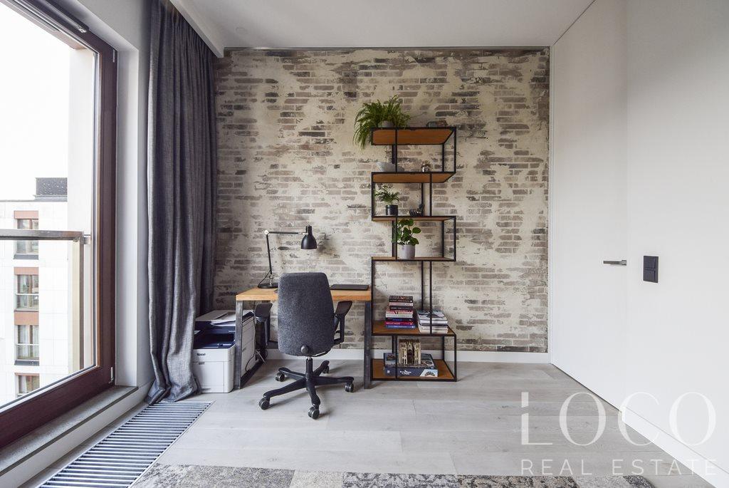 Mieszkanie czteropokojowe  na wynajem Warszawa, Śródmieście, Powiśle, Topiel  100m2 Foto 12