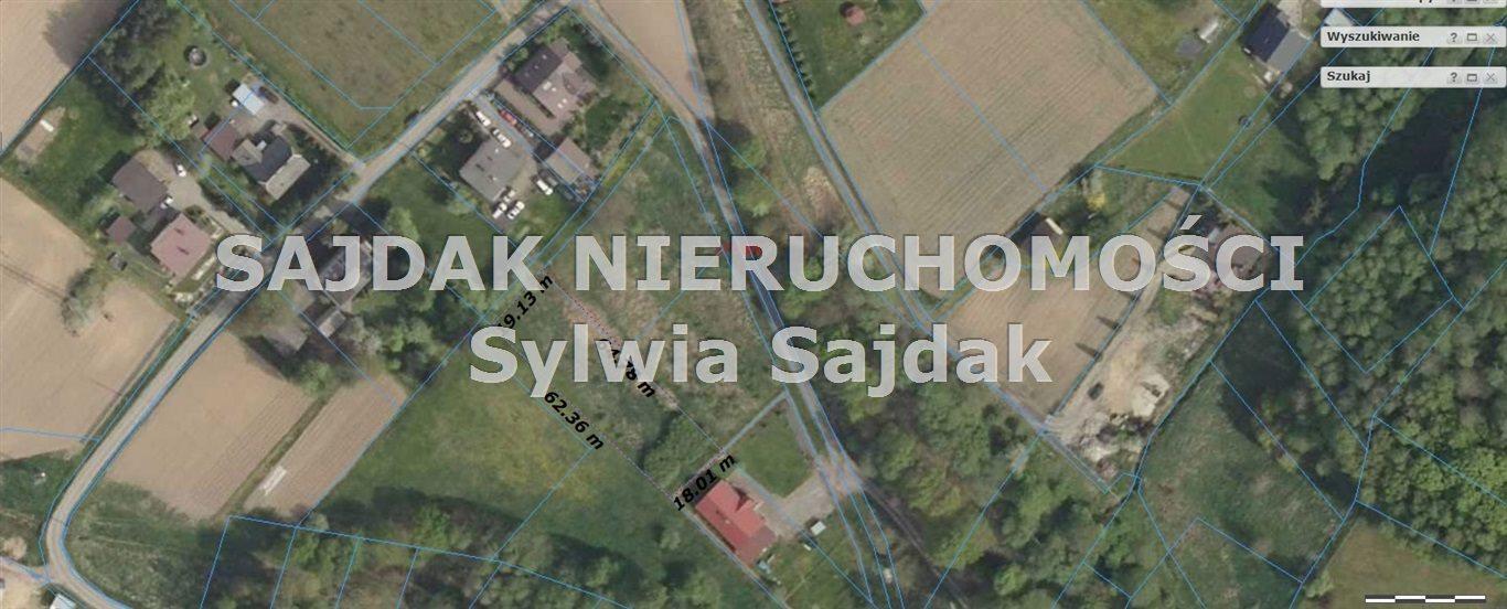 Działka inna na sprzedaż Jastrzębie-Zdrój, Ruptawa, Kołłątaja  1160m2 Foto 1