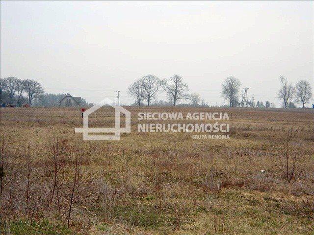 Działka budowlana na sprzedaż Łebno  1357m2 Foto 1