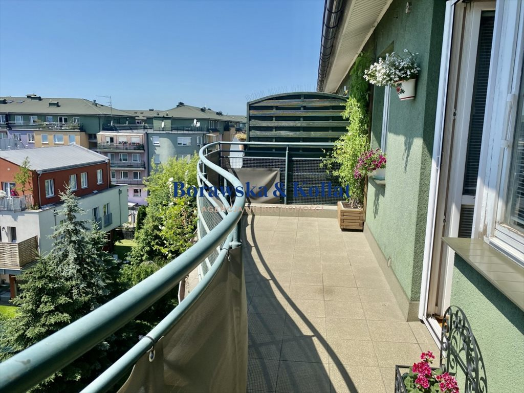 Mieszkanie trzypokojowe na sprzedaż Warszawa, Bielany Młociny, Heroldów  89m2 Foto 8