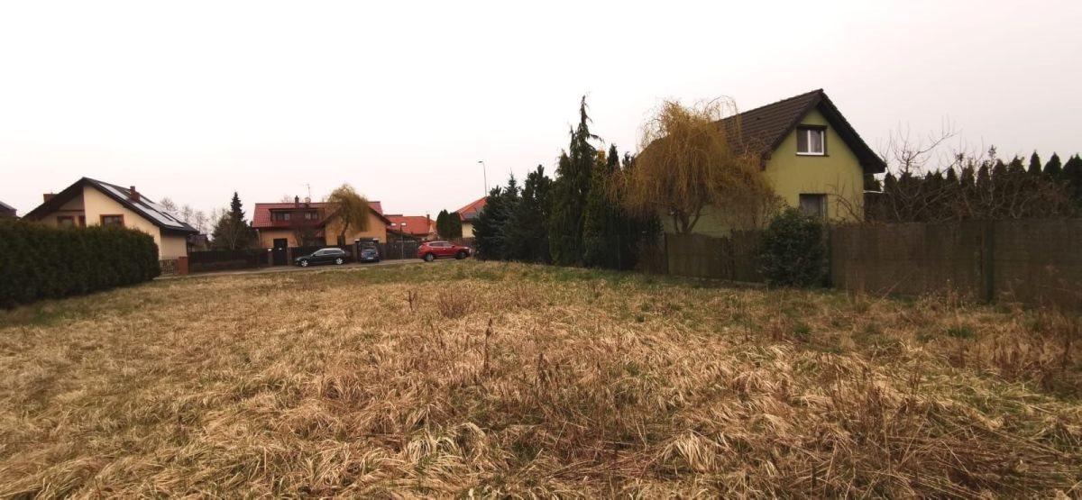 Działka budowlana na sprzedaż Robakowo, Polna  852m2 Foto 1