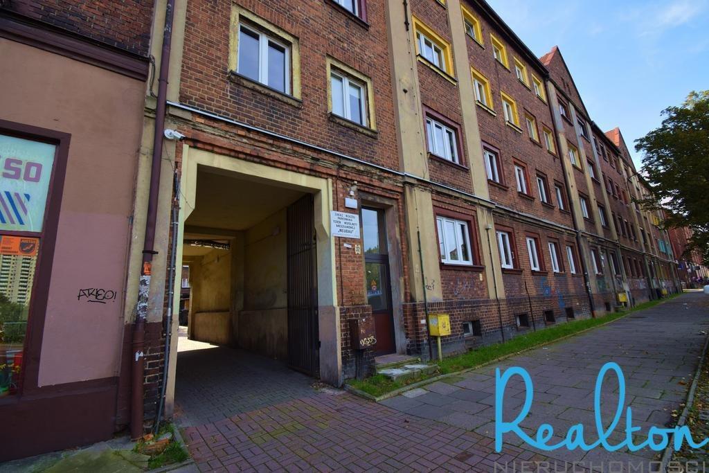 Mieszkanie dwupokojowe na sprzedaż Katowice, Zawodzie, 1 Maja  38m2 Foto 1