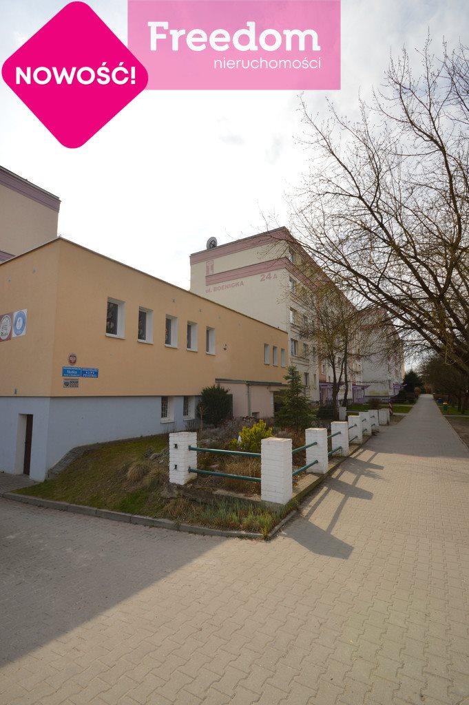 Mieszkanie trzypokojowe na wynajem Olsztyn, Jaroty, Jana Boenigka  60m2 Foto 12