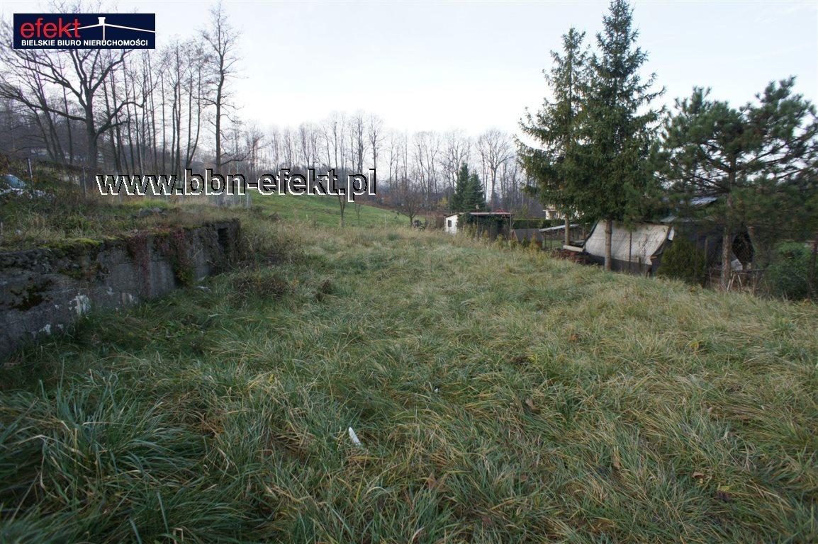 Działka inna na sprzedaż Bielsko-Biała, Lipnik  950m2 Foto 7