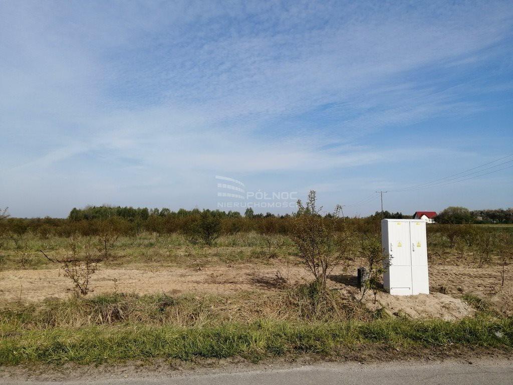 Działka budowlana na sprzedaż Bedlno  1100m2 Foto 4