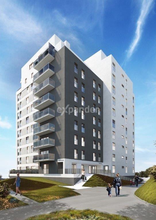 Mieszkanie trzypokojowe na sprzedaż Katowice, Bogucice, Wiertnicza  51m2 Foto 3