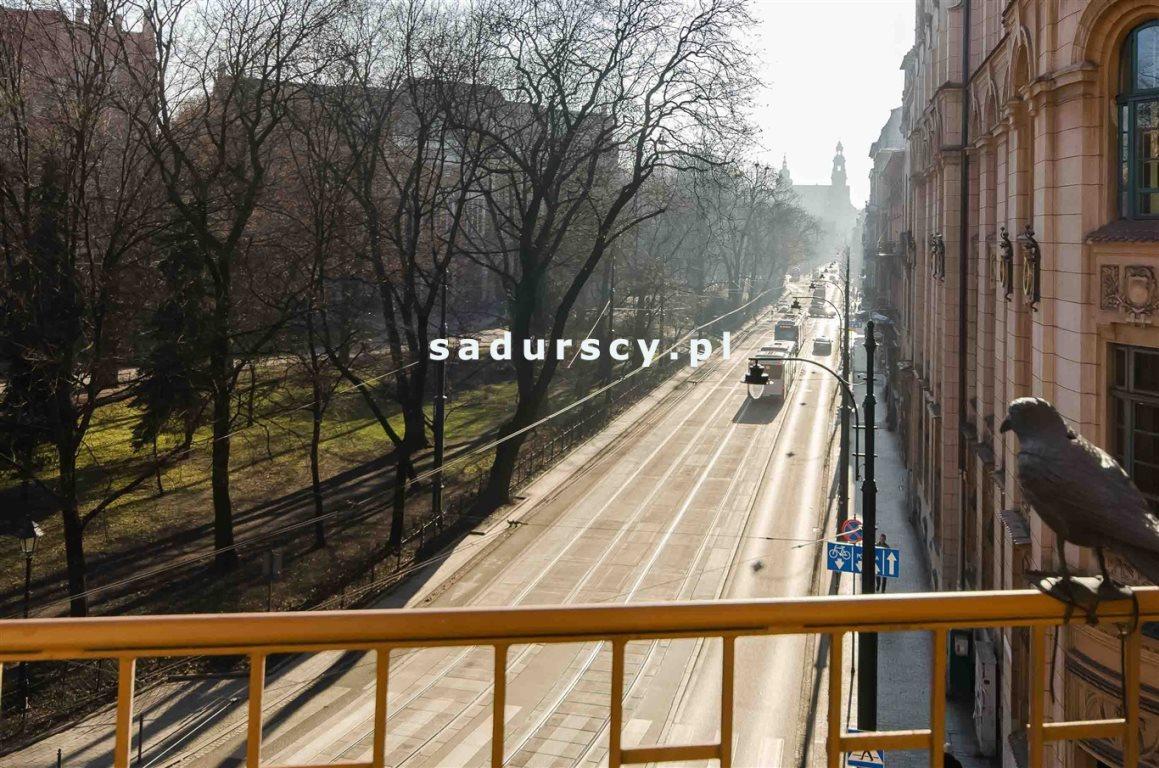 Mieszkanie dwupokojowe na sprzedaż Kraków, Stare Miasto, Stare Miasto, Podwale  68m2 Foto 9
