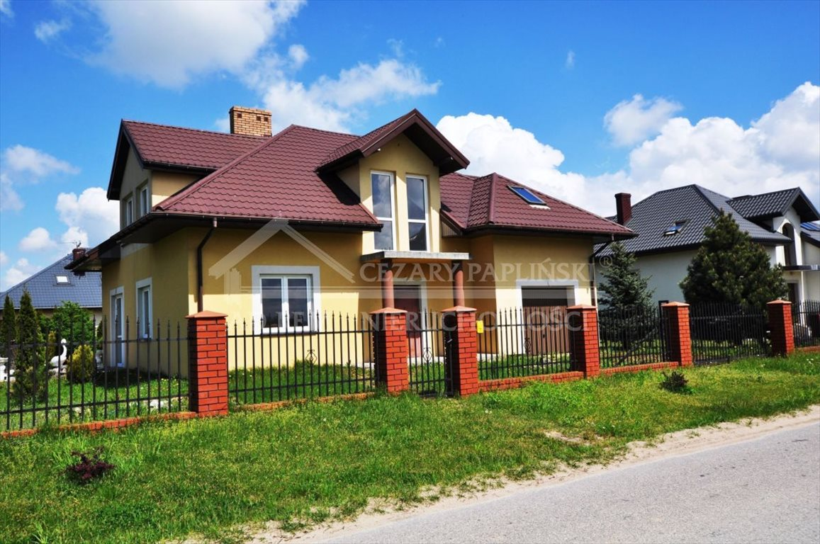 Dom na sprzedaż Biała Podlaska, Biała Podlaska  160m2 Foto 3