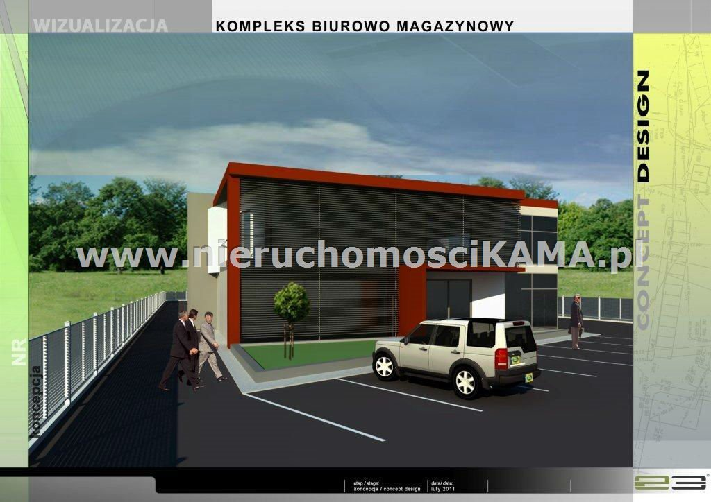Działka inna na sprzedaż Bielsko-Biała, Komorowice Śląskie  5362m2 Foto 2
