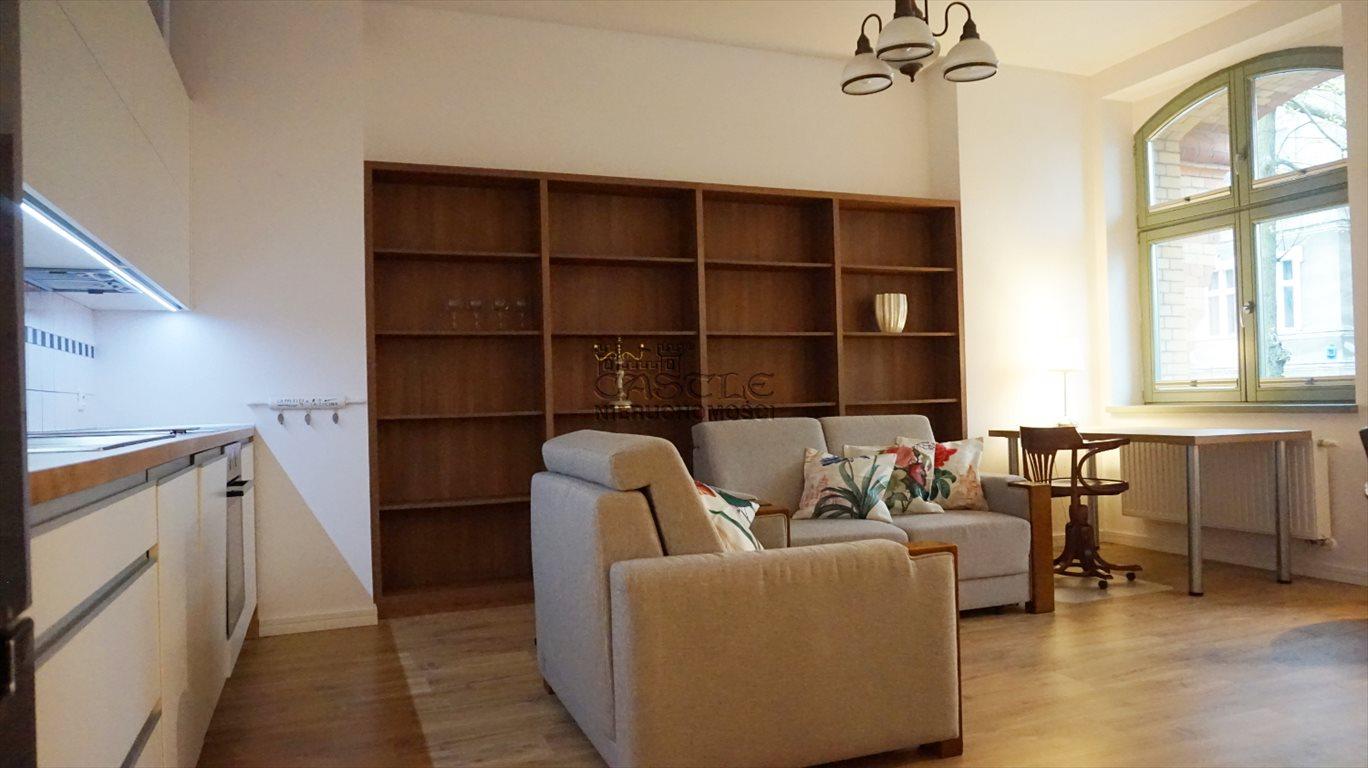 Mieszkanie dwupokojowe na wynajem Poznań, Grunwald, Łazarz, Orzeszkowej  40m2 Foto 7