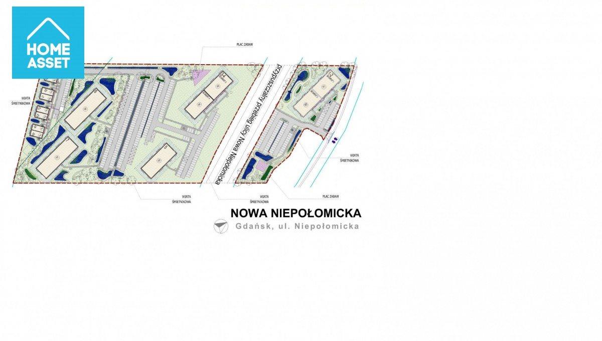 Mieszkanie czteropokojowe  na sprzedaż Gdańsk, Niepołomicka  74m2 Foto 7